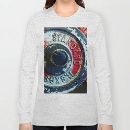 Weight Plate 25 Long Sleeve T-shirt