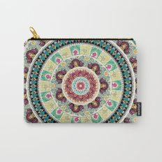 Sloth Yoga Medallion Carry-All Pouch