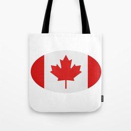 flag canada Tote Bag
