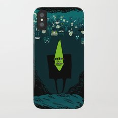 Mr. Green and his awesome army Slim Case iPhone X