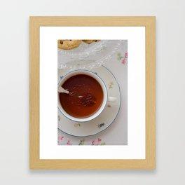 Sweet Tea 3 Framed Art Print