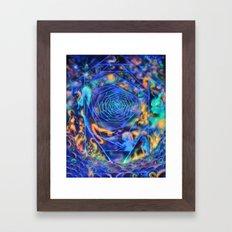 Photrons Framed Art Print