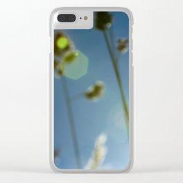 peak experiences Clear iPhone Case
