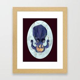 Blinki Framed Art Print