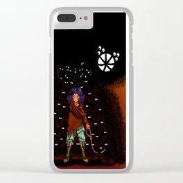 Lovecraft Cuties Set 01: The Mother to a Thousand Young ShuNi Clear iPhone Case