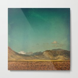 Somewhere Faraway Metal Print