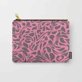 Wild Side - Pink Carry-All Pouch