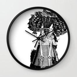Threadless Live at Marwen: Honorable Mention Seamus Riordan Wall Clock
