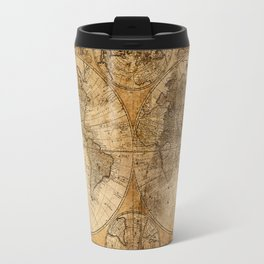 World Map 1746 Travel Mug