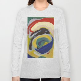 Allison in Bananaland Long Sleeve T-shirt