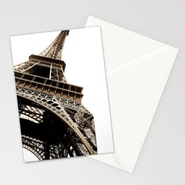 Eiffel Tower Material Stationery Cards
