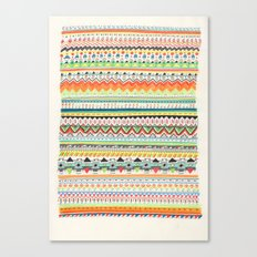 Pattern No.3 Canvas Print
