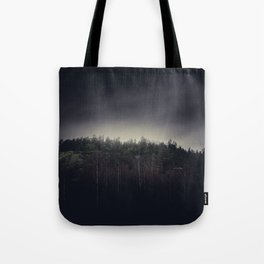 One final mountain to go Tote Bag