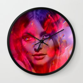 Sharon Tate Wall Clock