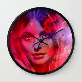Sharon Tate Wall Clock