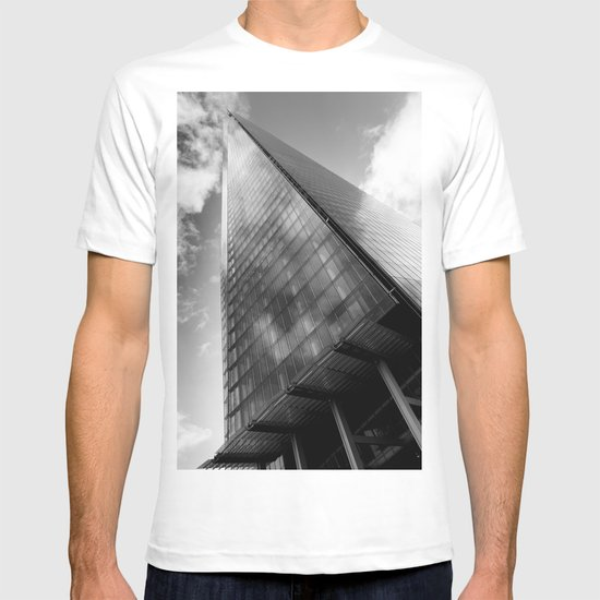 The Leaning Shard Of London  T-shirt