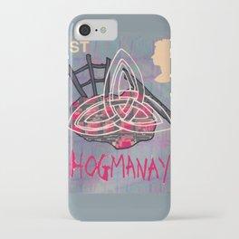New Year - Hogmanay iPhone Case