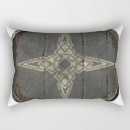 Skyrim dawnstar the pale guards shield crest elder scroll V elder scroll 5 Rectangular Pillow