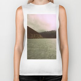 Cloudy Mountain | Photography Biker Tank