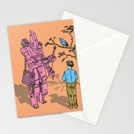Birdsong Stationery Cards