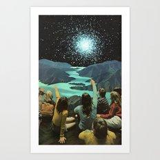 Youth Observatory Art Print