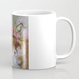 The Butterfly Effect Fox Coffee Mug