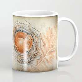 Mouse in the nest Coffee Mug