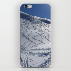 Tracks On Tincan iPhone & iPod Skin