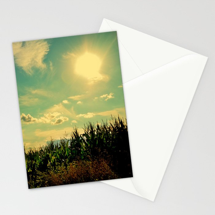 At the Edge Stationery Cards