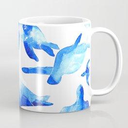 Sea turtle pattern Coffee Mug