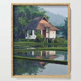 Ching Rai Villa Serving Tray