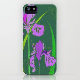 Iris' iPhone Case