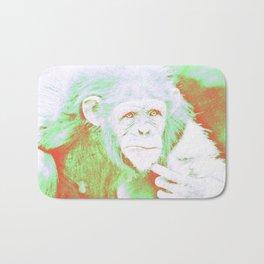 Animal ArtStudio 14516 Chimpanzee Bath Mat