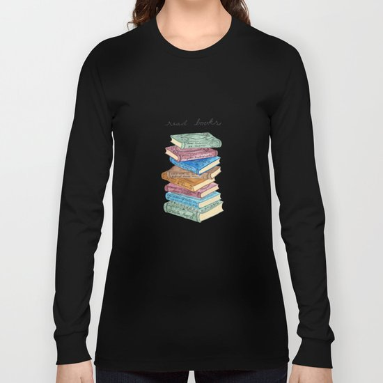 Love for reading Long Sleeve T-shirt