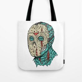 Undead Jason Tote Bag
