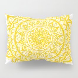 Sunflower-Yellow Pillow Sham
