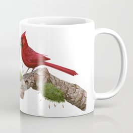 Northern  Cardinals Coffee Mug
