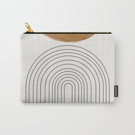 Minimalist Space Carry-All Pouch