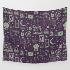 Haunted Attic: Phantom Wall Tapestry