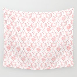 Grimm In Pink Wall Tapestry