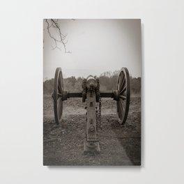 Battlefield of Spotsylvania Metal Print