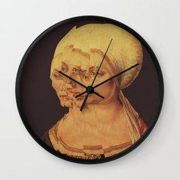 Frau Dürer 201 Wall Clock