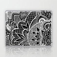 Midnight Blooming Laptop & iPad Skin