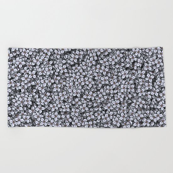 Syringa Beach Towel