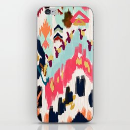 Bohemian Tribal Painting iPhone Skin