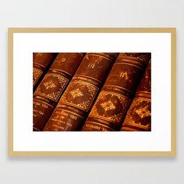 """""""11, 10, 8, 9"""" Framed Art Print"""