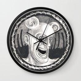 Rev. Splonk going insane Wall Clock
