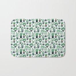 Ms Botany Greenery Bath Mat