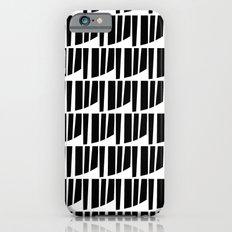 Westfranke Black & White Pattern iPhone 6s Slim Case