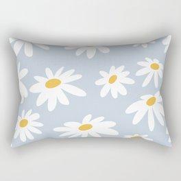 Lazy Daisies  Rectangular Pillow